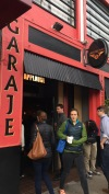 Garaje, where you will eat the best tacos of your life.